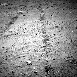 Nasa's Mars rover Curiosity acquired this image using its Right Navigation Camera on Sol 569, at drive 1230, site number 29