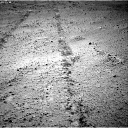 Nasa's Mars rover Curiosity acquired this image using its Right Navigation Camera on Sol 569, at drive 1254, site number 29