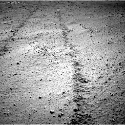 Nasa's Mars rover Curiosity acquired this image using its Right Navigation Camera on Sol 569, at drive 1272, site number 29