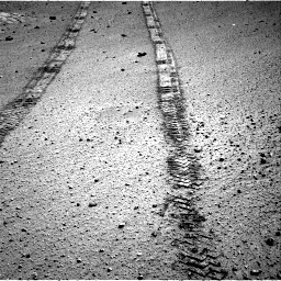 Nasa's Mars rover Curiosity acquired this image using its Right Navigation Camera on Sol 569, at drive 1362, site number 29