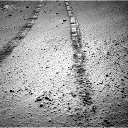 Nasa's Mars rover Curiosity acquired this image using its Right Navigation Camera on Sol 569, at drive 1368, site number 29