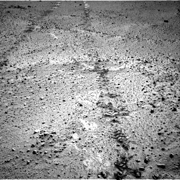 Nasa's Mars rover Curiosity acquired this image using its Right Navigation Camera on Sol 569, at drive 1428, site number 29