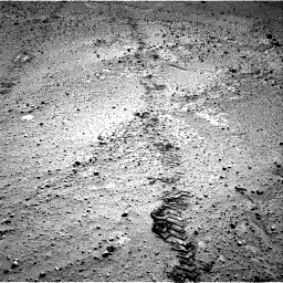 Nasa's Mars rover Curiosity acquired this image using its Right Navigation Camera on Sol 569, at drive 1464, site number 29