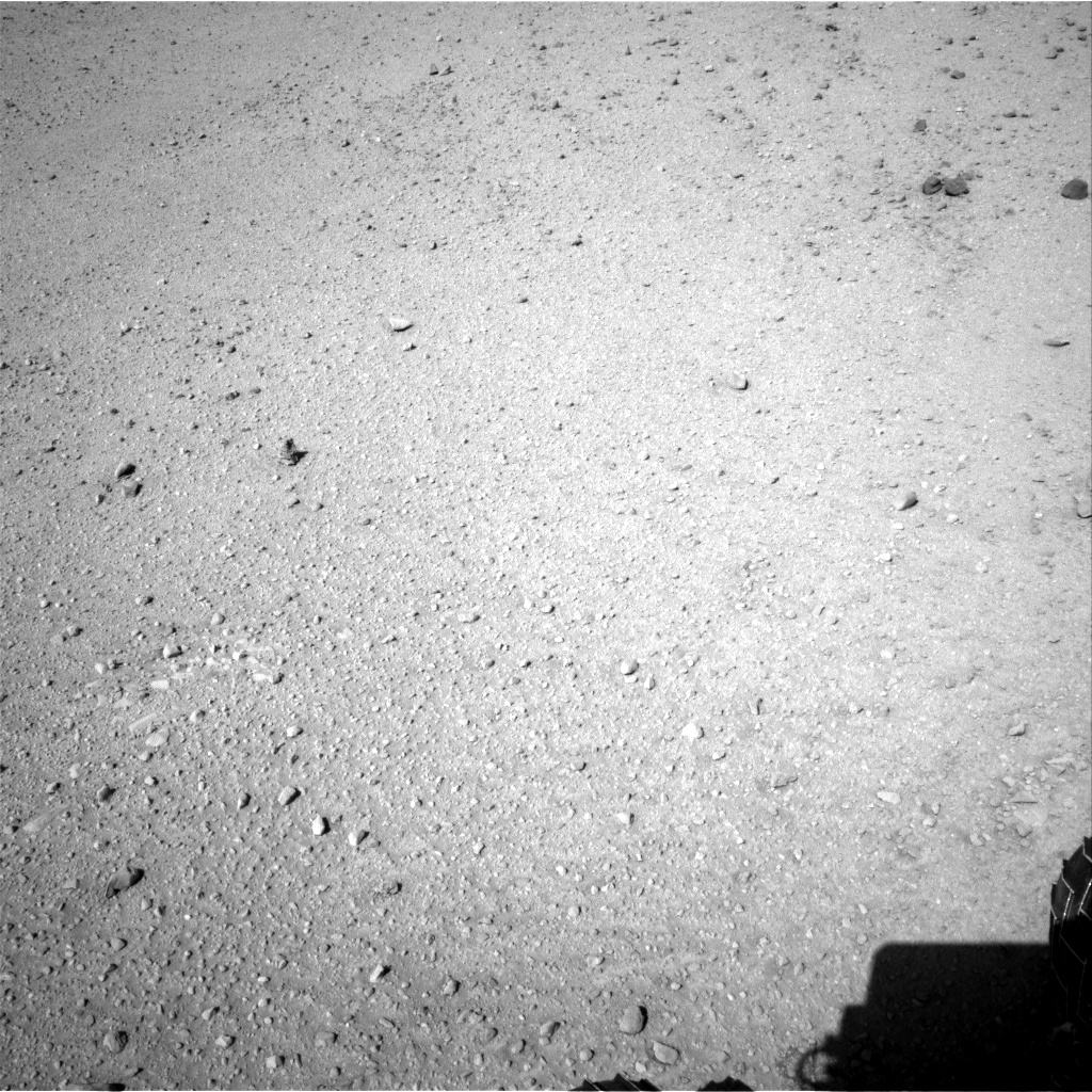 Nasa's Mars rover Curiosity acquired this image using its Right Navigation Camera on Sol 569, at drive 1572, site number 29