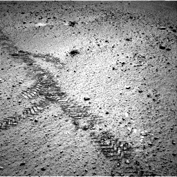 Nasa's Mars rover Curiosity acquired this image using its Right Navigation Camera on Sol 571, at drive 0, site number 30