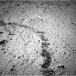 Nasa's Mars rover Curiosity acquired this image using its Right Navigation Camera on Sol 572, at drive 36, site number 30