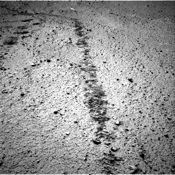 Nasa's Mars rover Curiosity acquired this image using its Right Navigation Camera on Sol 572, at drive 78, site number 30