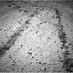 Nasa's Mars rover Curiosity acquired this image using its Right Navigation Camera on Sol 572, at drive 90, site number 30