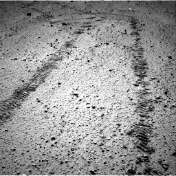 Nasa's Mars rover Curiosity acquired this image using its Right Navigation Camera on Sol 572, at drive 96, site number 30