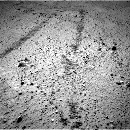Nasa's Mars rover Curiosity acquired this image using its Right Navigation Camera on Sol 572, at drive 114, site number 30