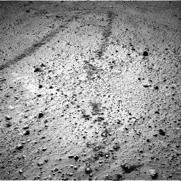Nasa's Mars rover Curiosity acquired this image using its Right Navigation Camera on Sol 572, at drive 120, site number 30