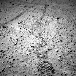 Nasa's Mars rover Curiosity acquired this image using its Right Navigation Camera on Sol 572, at drive 126, site number 30