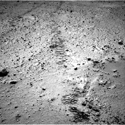 Nasa's Mars rover Curiosity acquired this image using its Right Navigation Camera on Sol 572, at drive 156, site number 30