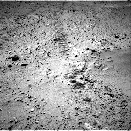 Nasa's Mars rover Curiosity acquired this image using its Right Navigation Camera on Sol 572, at drive 162, site number 30
