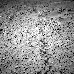 Nasa's Mars rover Curiosity acquired this image using its Right Navigation Camera on Sol 572, at drive 192, site number 30