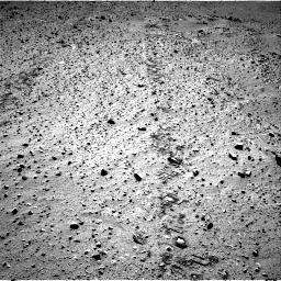 Nasa's Mars rover Curiosity acquired this image using its Right Navigation Camera on Sol 572, at drive 216, site number 30
