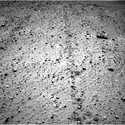 Nasa's Mars rover Curiosity acquired this image using its Right Navigation Camera on Sol 572, at drive 234, site number 30