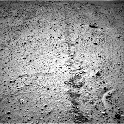 Nasa's Mars rover Curiosity acquired this image using its Right Navigation Camera on Sol 572, at drive 246, site number 30