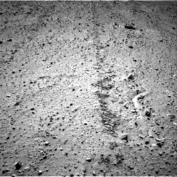 Nasa's Mars rover Curiosity acquired this image using its Right Navigation Camera on Sol 572, at drive 252, site number 30