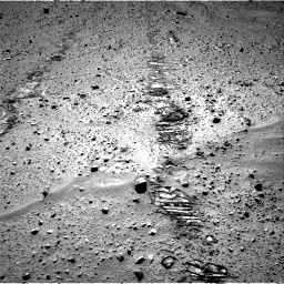 Nasa's Mars rover Curiosity acquired this image using its Right Navigation Camera on Sol 572, at drive 294, site number 30