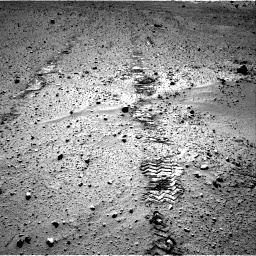 Nasa's Mars rover Curiosity acquired this image using its Right Navigation Camera on Sol 572, at drive 306, site number 30