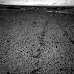 Nasa's Mars rover Curiosity acquired this image using its Right Navigation Camera on Sol 572, at drive 484, site number 30