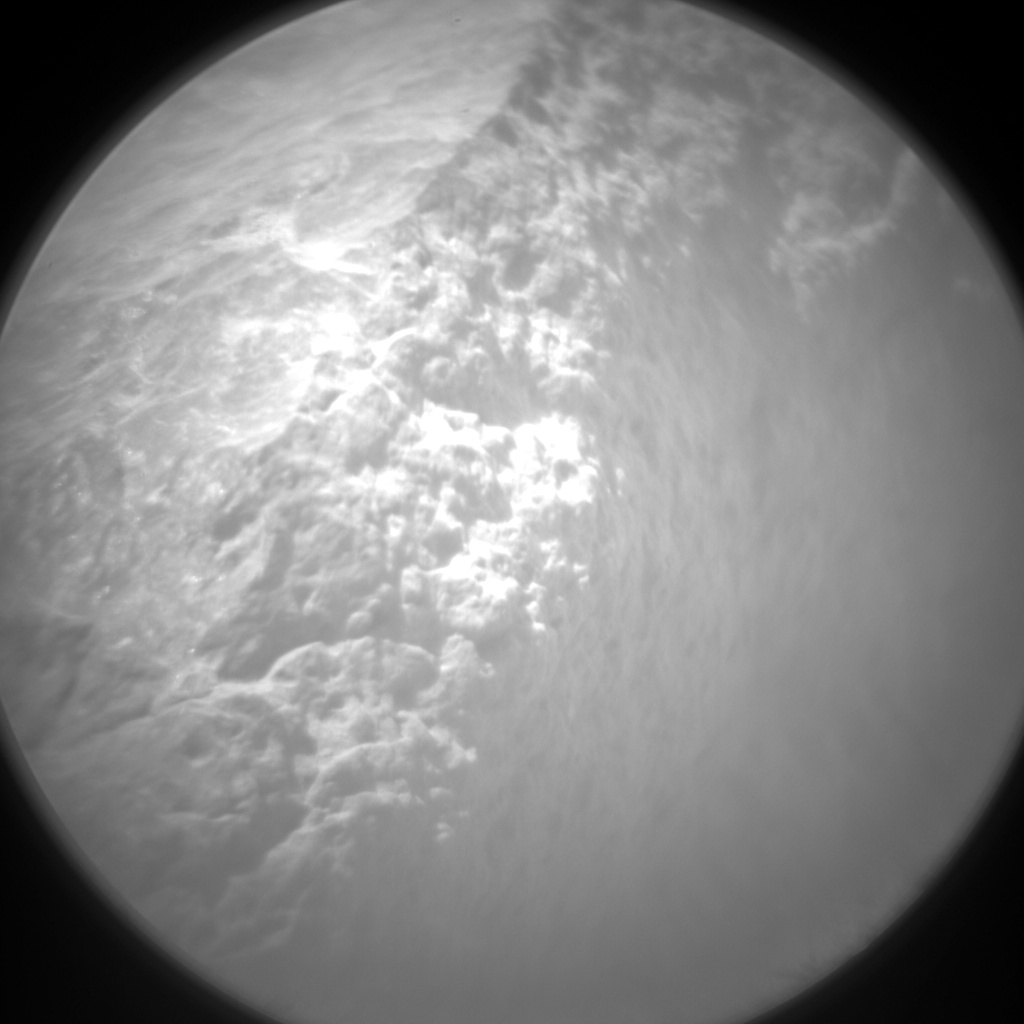 Nasa's Mars rover Curiosity acquired this image using its Chemistry & Camera (ChemCam) on Sol 574, at drive 484, site number 30