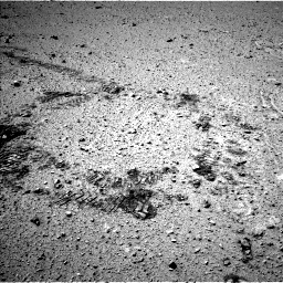 Nasa's Mars rover Curiosity acquired this image using its Left Navigation Camera on Sol 574, at drive 520, site number 30