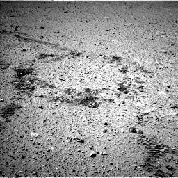 Nasa's Mars rover Curiosity acquired this image using its Left Navigation Camera on Sol 574, at drive 526, site number 30