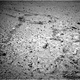 Nasa's Mars rover Curiosity acquired this image using its Left Navigation Camera on Sol 574, at drive 544, site number 30