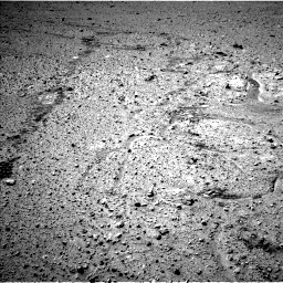 Nasa's Mars rover Curiosity acquired this image using its Left Navigation Camera on Sol 574, at drive 562, site number 30