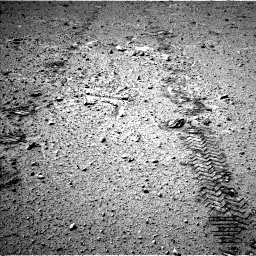 Nasa's Mars rover Curiosity acquired this image using its Left Navigation Camera on Sol 574, at drive 628, site number 30