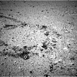 Nasa's Mars rover Curiosity acquired this image using its Right Navigation Camera on Sol 574, at drive 520, site number 30