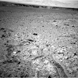 Nasa's Mars rover Curiosity acquired this image using its Right Navigation Camera on Sol 574, at drive 538, site number 30