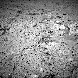 Nasa's Mars rover Curiosity acquired this image using its Right Navigation Camera on Sol 574, at drive 556, site number 30