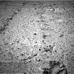 Nasa's Mars rover Curiosity acquired this image using its Right Navigation Camera on Sol 574, at drive 580, site number 30