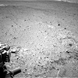 Nasa's Mars rover Curiosity acquired this image using its Right Navigation Camera on Sol 574, at drive 586, site number 30