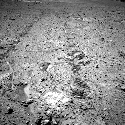 Nasa's Mars rover Curiosity acquired this image using its Right Navigation Camera on Sol 574, at drive 598, site number 30