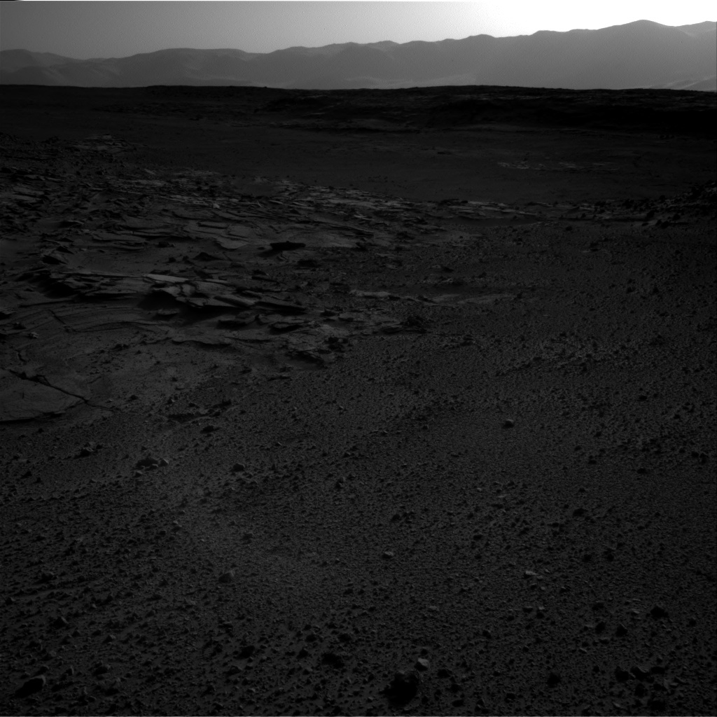 Nasa's Mars rover Curiosity acquired this image using its Right Navigation Camera on Sol 574, at drive 740, site number 30