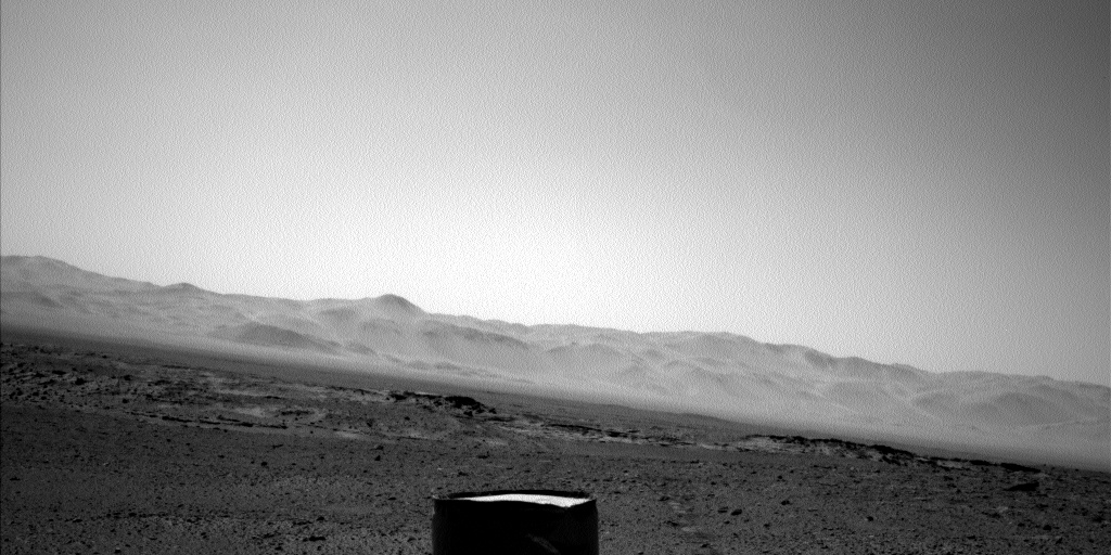 Nasa's Mars rover Curiosity acquired this image using its Left Navigation Camera on Sol 575, at drive 740, site number 30