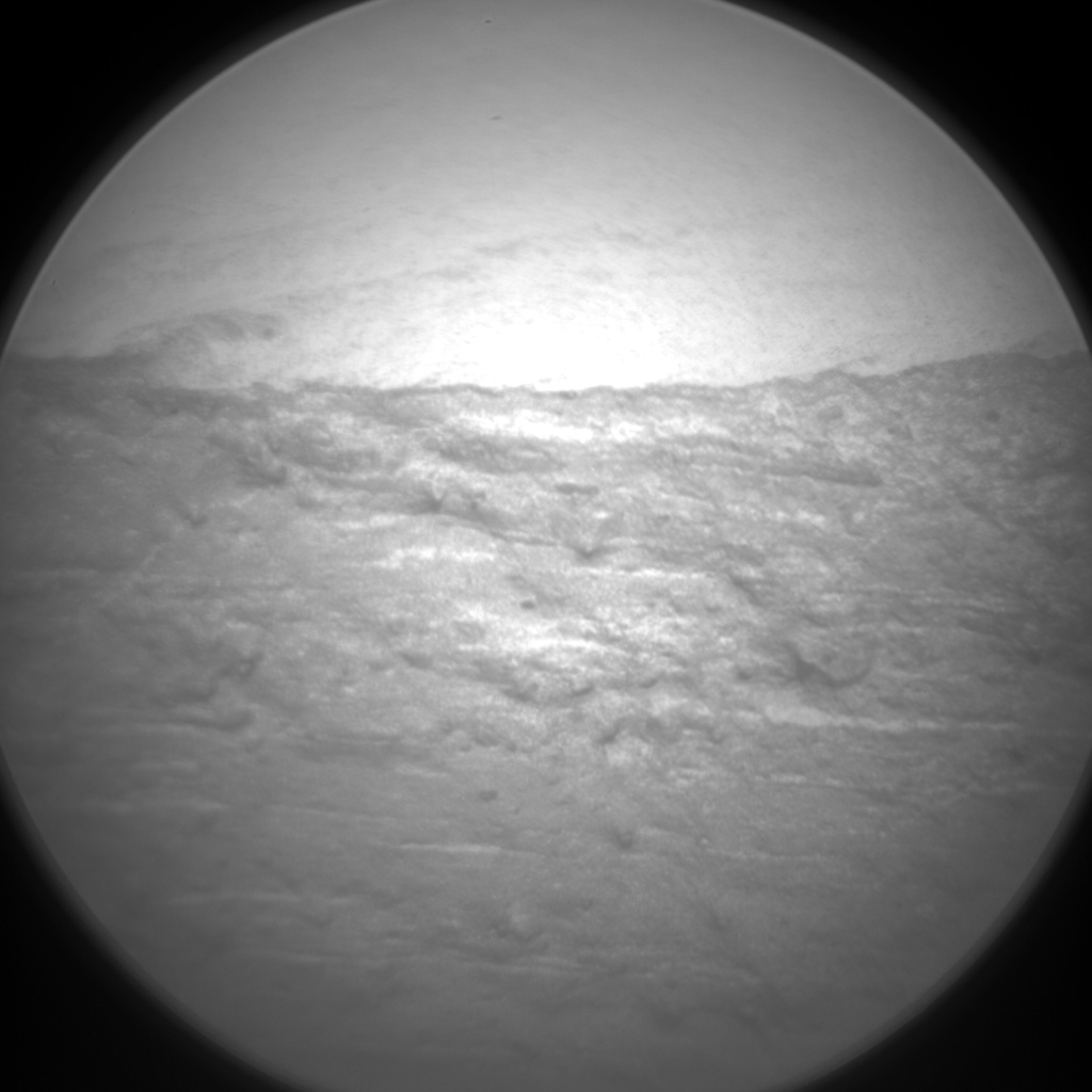 Nasa's Mars rover Curiosity acquired this image using its Chemistry & Camera (ChemCam) on Sol 576, at drive 740, site number 30