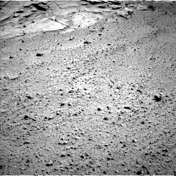 Nasa's Mars rover Curiosity acquired this image using its Left Navigation Camera on Sol 581, at drive 740, site number 30