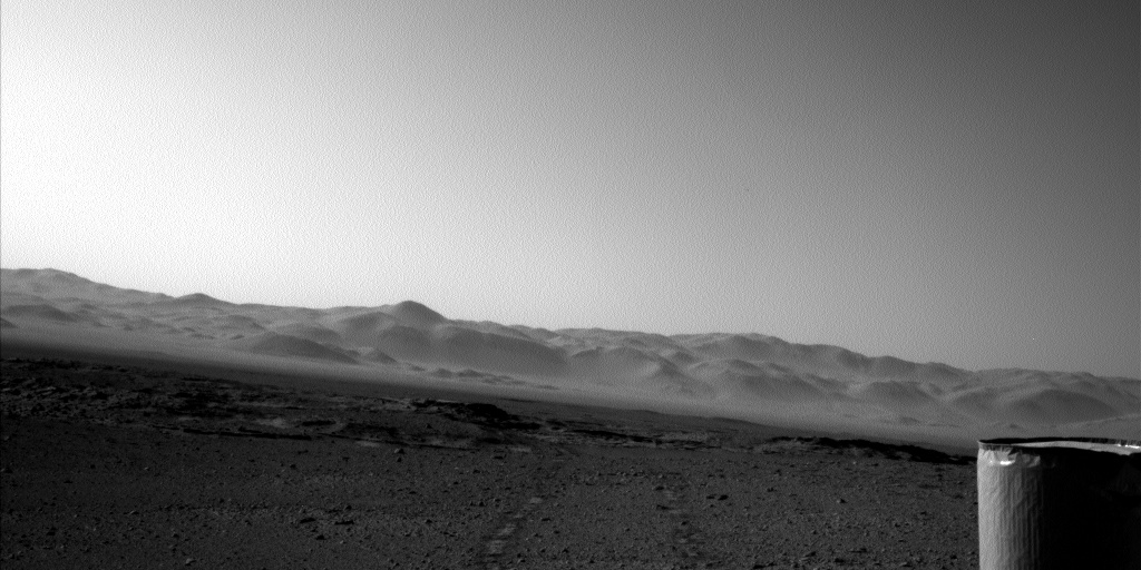 Nasa's Mars rover Curiosity acquired this image using its Left Navigation Camera on Sol 581, at drive 786, site number 30