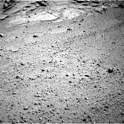 Nasa's Mars rover Curiosity acquired this image using its Right Navigation Camera on Sol 581, at drive 746, site number 30