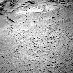 Nasa's Mars rover Curiosity acquired this image using its Right Navigation Camera on Sol 581, at drive 752, site number 30