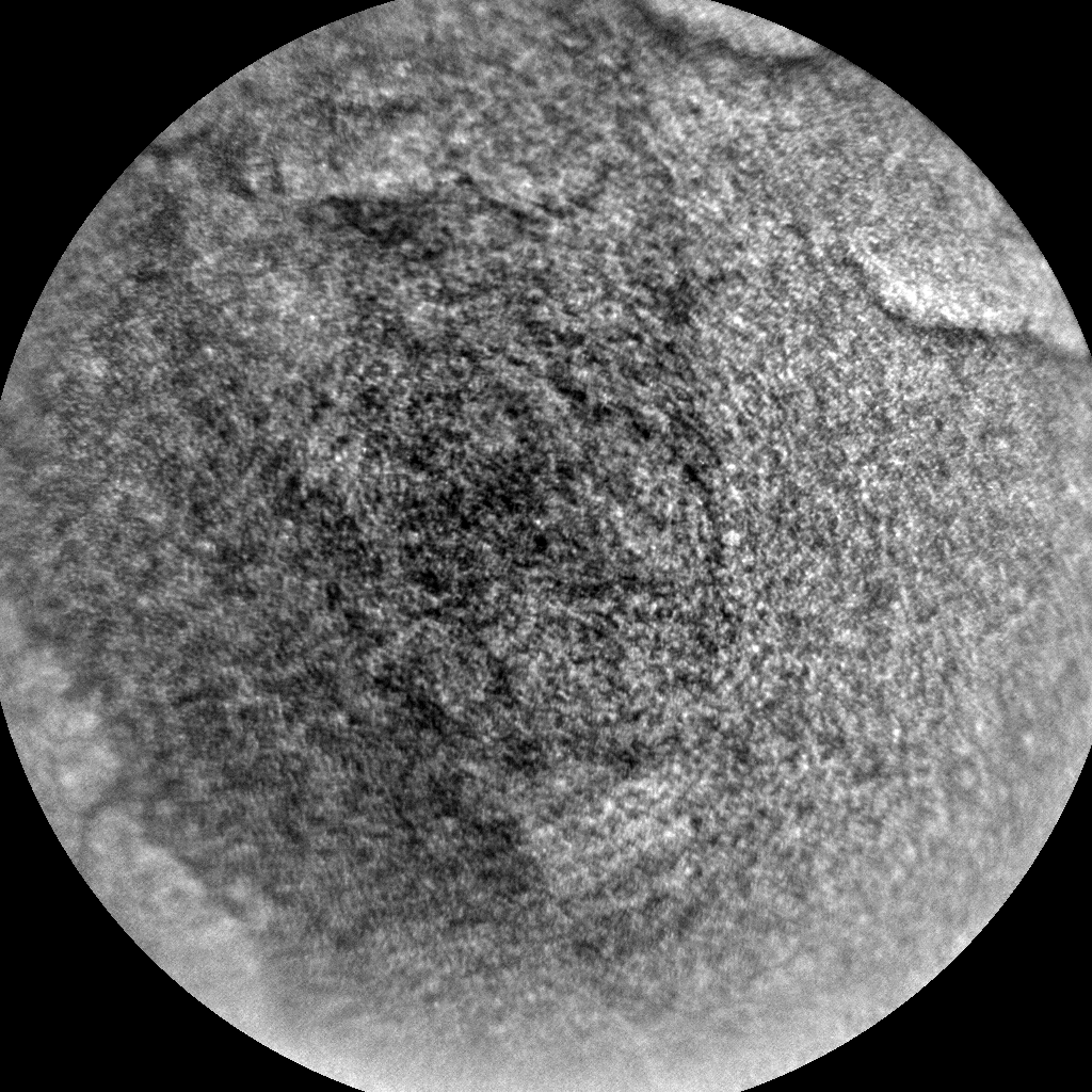 Nasa's Mars rover Curiosity acquired this image using its Chemistry & Camera (ChemCam) on Sol 584, at drive 786, site number 30