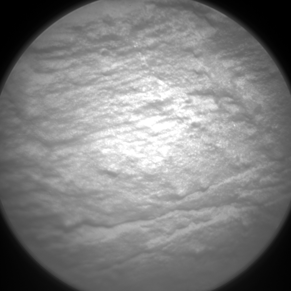 Nasa's Mars rover Curiosity acquired this image using its Chemistry & Camera (ChemCam) on Sol 586, at drive 786, site number 30