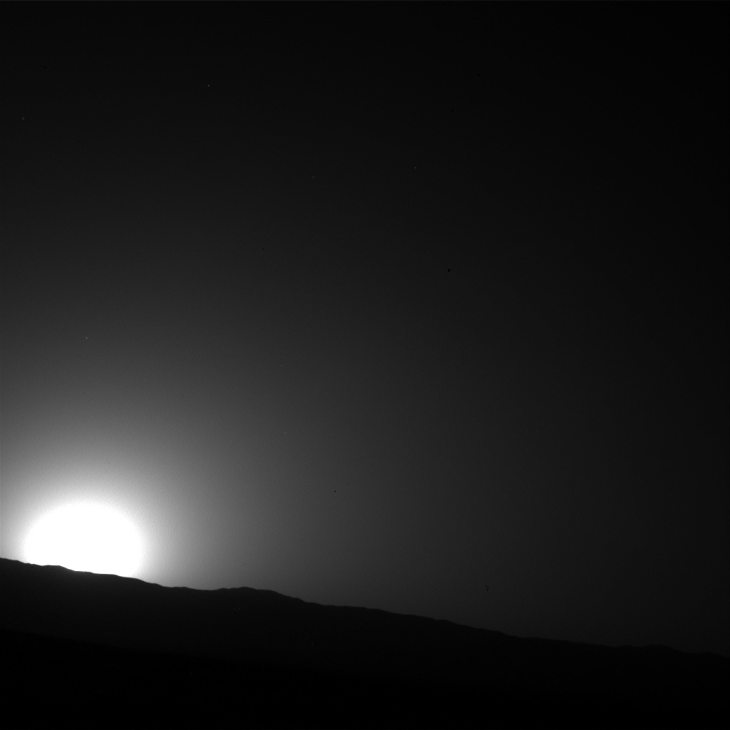 Nasa's Mars rover Curiosity acquired this image using its Right Navigation Camera on Sol 586, at drive 820, site number 30