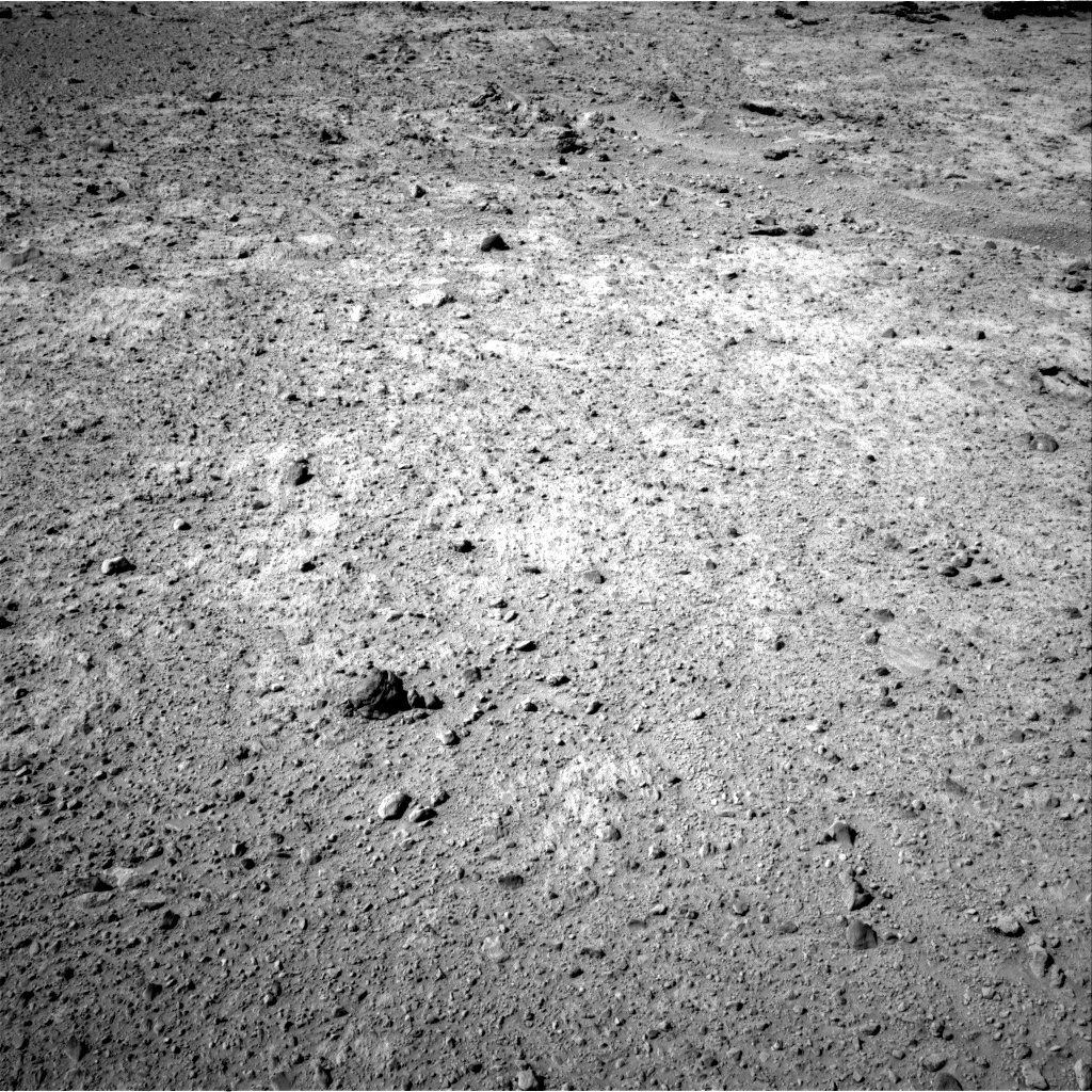 Nasa's Mars rover Curiosity acquired this image using its Right Navigation Camera on Sol 587, at drive 910, site number 30