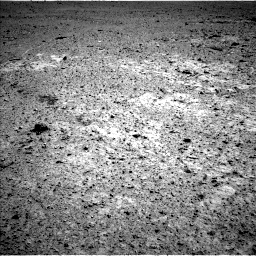 Nasa's Mars rover Curiosity acquired this image using its Left Navigation Camera on Sol 588, at drive 962, site number 30